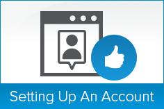 Setting Up An Account