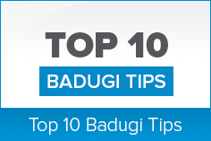 Top 10 Badugi Tips