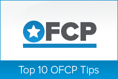 Top 10 ofcp Tips