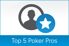 Top 5 Poker Pros