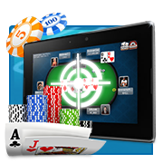 Top BlackBerry Online Poker Rooms