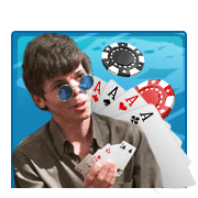 Stu Ungar Comes Back to Win Third WSOP