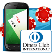 Diners Club Online Poker