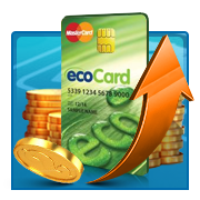 Benefits of ecoCard Poker Online