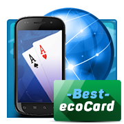 The Best ecoCard Poker Online