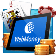 WebMoney Online Poker Sites
