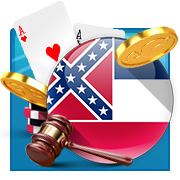 Online Gambling Law in Mississippi