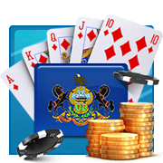 Pennsylvania Poker & Gambling Laws