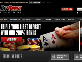 BetOnline Poker Review 2019 - $1000 Welcome Bonus!