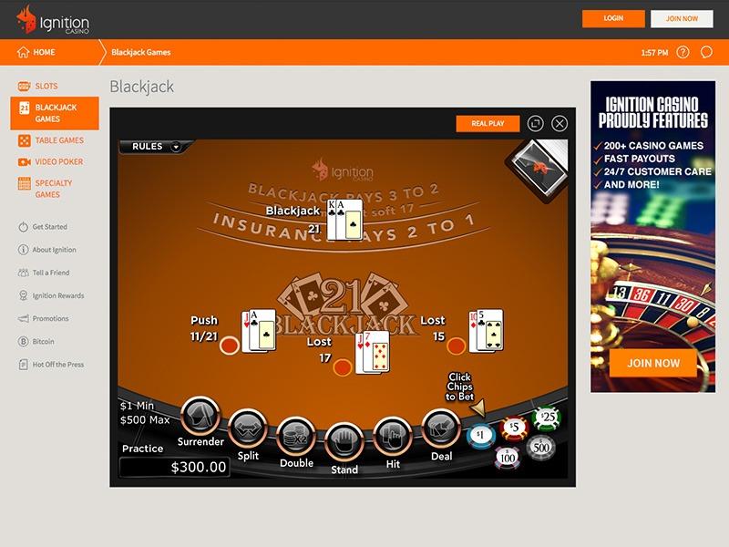 Ignition Poker Enjoy a $1000 Welcome Bonus