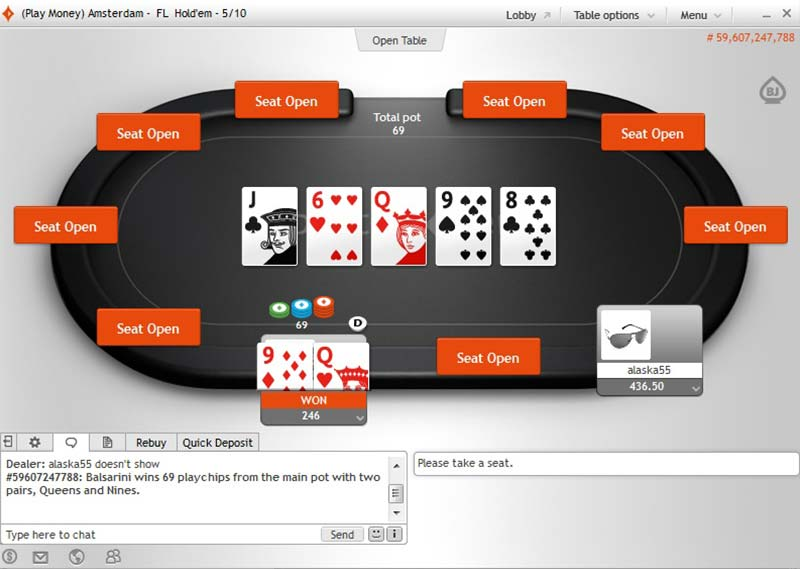 Gambling holdem online party poker grand prive casinos
