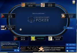 Black Chip Poker screenshot