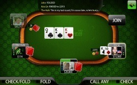 Live Hold'em Pro screenshot