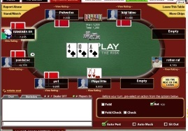Pure Play Poker screenshot