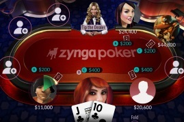 Zynga Poker screenshot