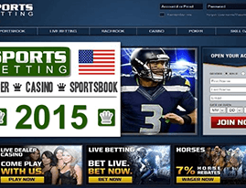 SportsBetting.ag site