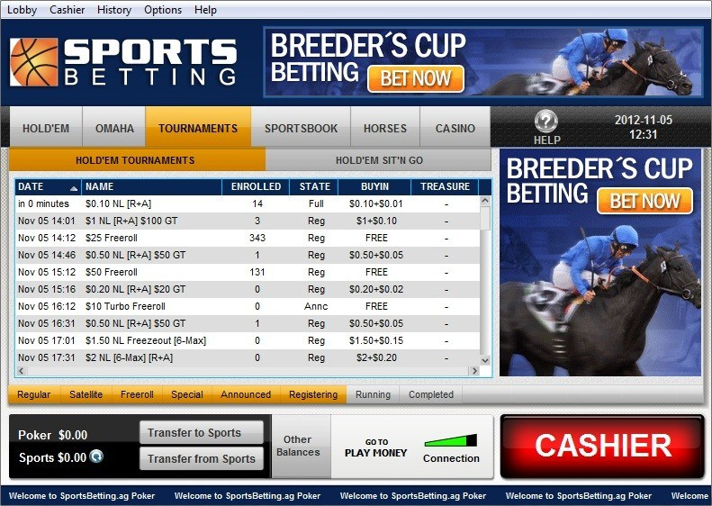 Sportsbetting ag poker mbs live betting plus