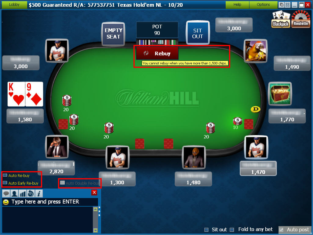 Download william hill poker free online poker equity calculator